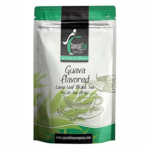 Special Tea Company Guava Flavored Loose Black Tea 16 oz