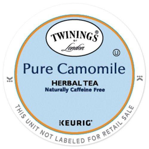 Twining Tea Tea Kcup Pure Camomile 24 K-Cups 2 Pack