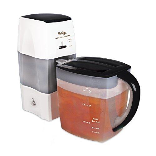 Mr Coffee 3-Quart Iced Tea and Iced Coffee Maker Black