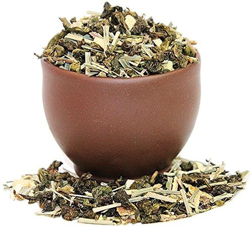 Capital Teas Thai Lemongrass Oolong Tea 8 Ounce