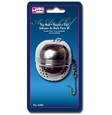 Stainless Steel Tea Ball Infuser Strainer