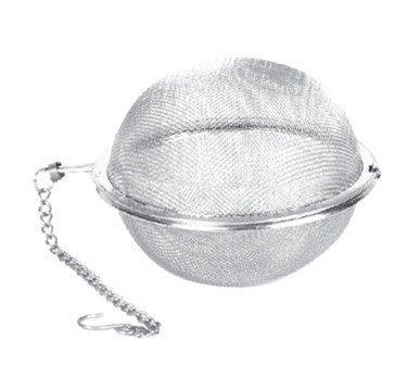 Thunder Group SLTB004 3-12-Inch Mesh Tea Ball Stainless Steel Tea Strainer Tea Filter Tea Infuser