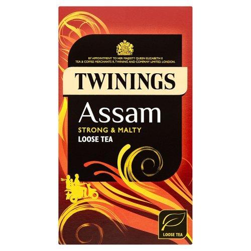 Twinings Assam Loose Tea 125 g Pack of 4