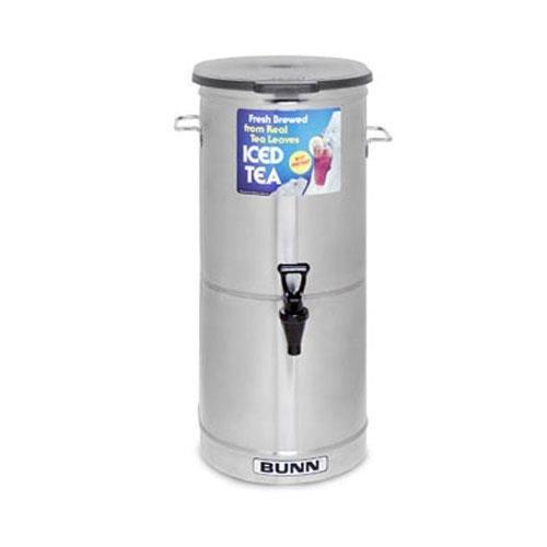 BUNN 341000003 TDO-5 RESERVOIR BREW THRU Iced Tea Dispenser