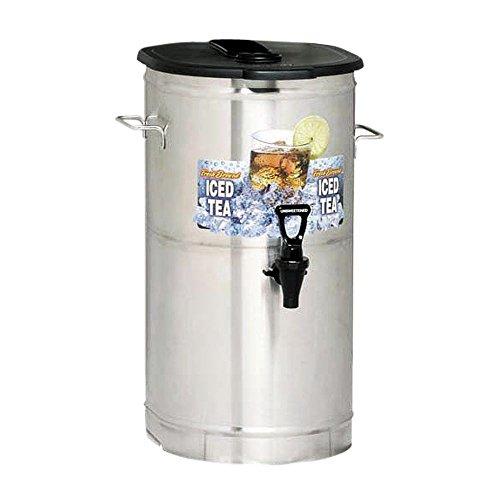 Bunn 330000000 TDS-3 3 Gallon Round Iced Tea Dispenser