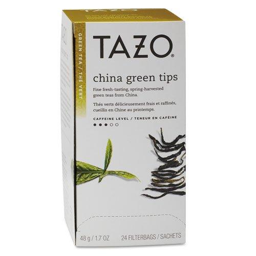 Tazo China Green Tip Tea Filter Bags 24-pc
