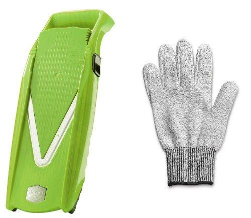 Swissmar Borner V Power Mandoline V-7000, Includes Free Cutting Glove