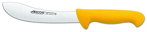 Arcos 2900 Range 8-Inch  Skinning Knife Yellow