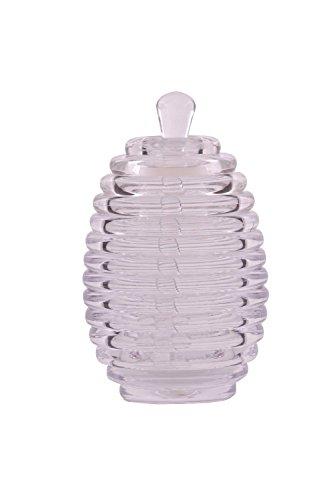Acrylic Honey Pot with Dipper