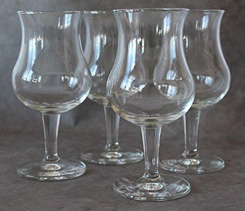 Kiss That Frog Set of 4 Belgium Beer Tasting Glasses 7700 2966 27