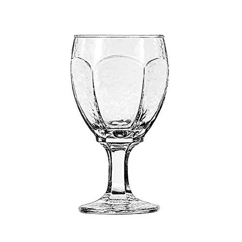 Libbey 3212 Libbey Glassware Chivalry 12 oz Goblet  Case of 3 Dozen