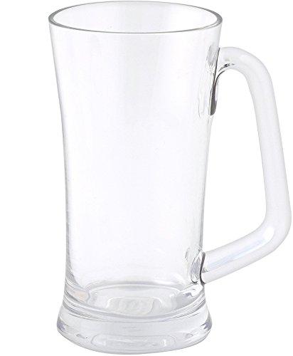 Strahl Design Contemporary 17 Ounce Beer Mug Set of 4