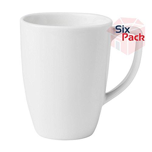 Corelle Coffee Mug Winter Frost White 11 Oz Set Of 6