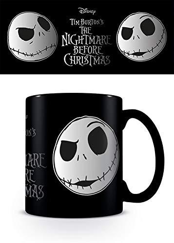 Nightmare Before Christmas - Ceramic Foil Printed Coffee MugCup Foil Jack