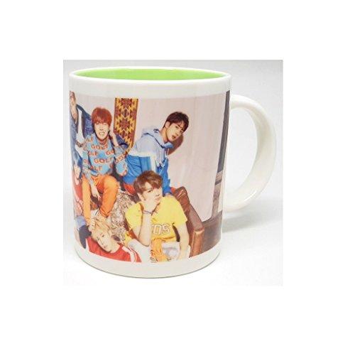 BTS LOVE YOURSELF 承 Her DNA Mug Cup Ceramic V ver