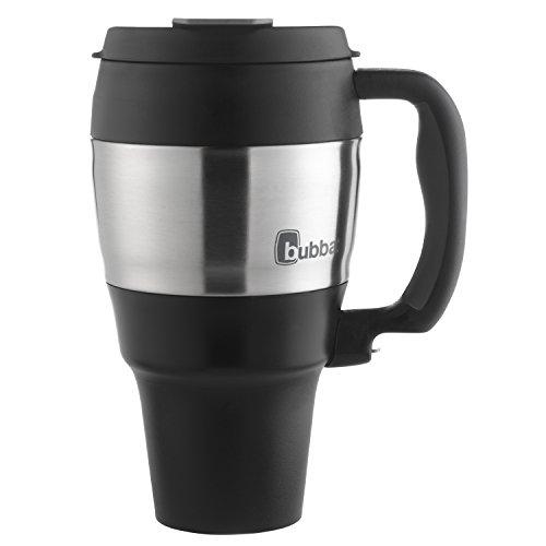 Bubba Classic Insulated Travel Mug with Handle 34 oz Black