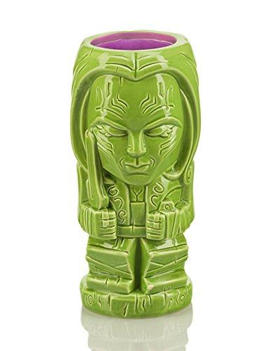 Guardians of the Galaxy Geeki Tikis – 14 oz Ceramic Tiki Mug – Gamora
