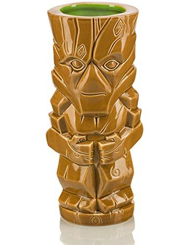 Guardians of the Galaxy Geeki Tikis – 18 oz Ceramic Tiki Mug – Groot