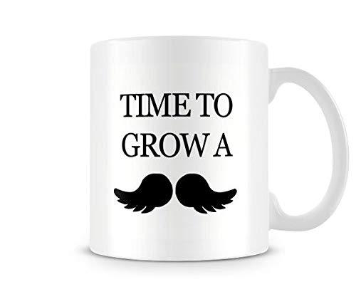 Time To Grow A Moustache Mug