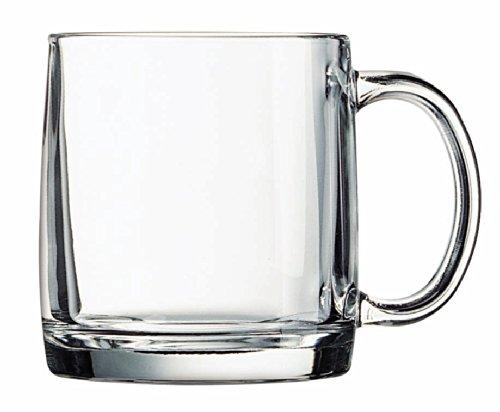 Arc International Luminarc Nordic Mug 13-Ounce Set of 4