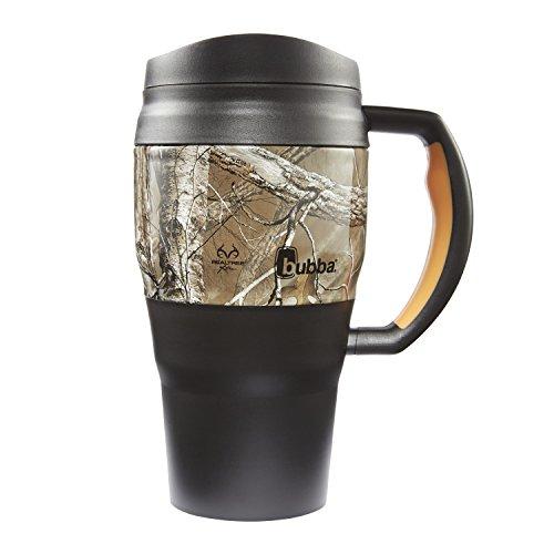 Bubba Classic Foam Insulated Travel Mug with Handle 20 oz RealTree Black