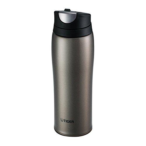 Tiger MCB-H048-HG Stainless Steel Vacuum Insulated Travel Mug 16-Ounce Metallic Black