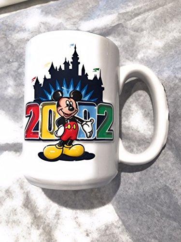 Disney 2002 Mickey Mouse Mug