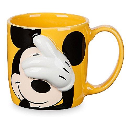 Disney Mickey Mouse Dimensional Mug