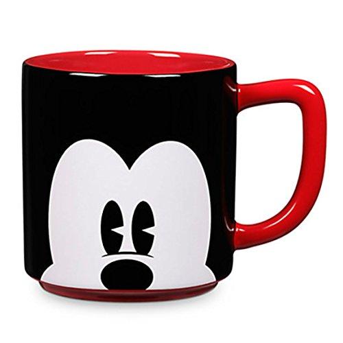 Disney Official Mickey Mouse Close Up Mug