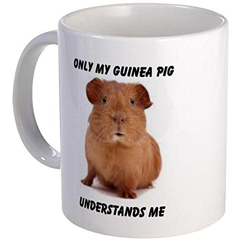 CafePress GUINEA PIG Mug Unique Coffee Mug Coffee Cup