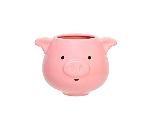 Thumbs Up UK Ceramic Pig Mug