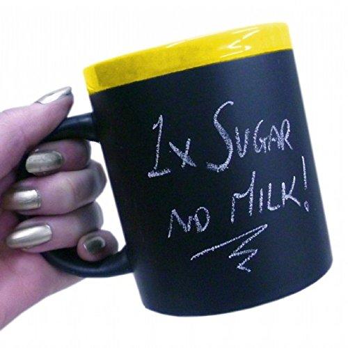 Ceramic Chalkboard Mug