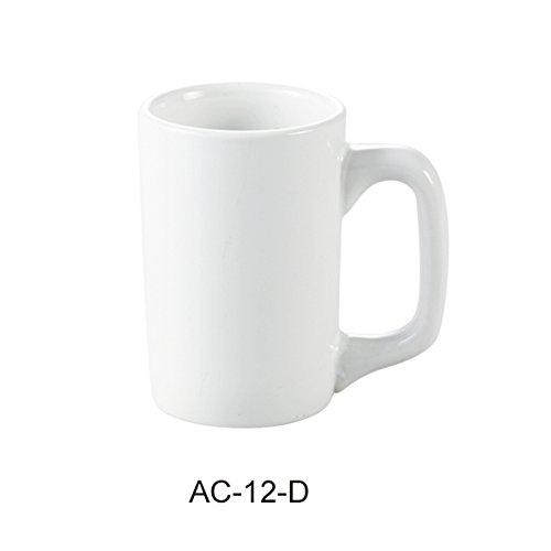 Yanco Abco Collection Coffee Diner MUG 3 X 4 12 12 Oz Box of 36