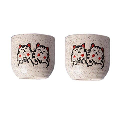 2 Pcs Japanese Style Traditional Sake Cups Sake Kits Greative Gift 03