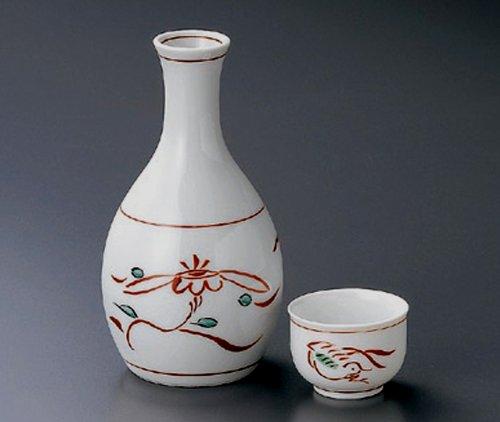 KACHO Jiki Japanese Porcelain SAKE Set