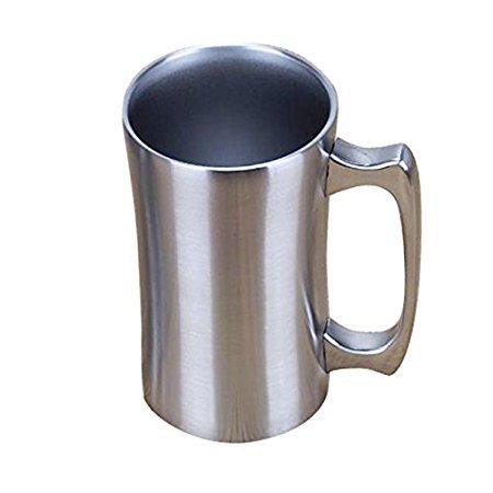 Stainless Steel Insulated Tumbler 20oz with lid Multi-purpose mug The perfect beer mug coffee mug and tea mug 1