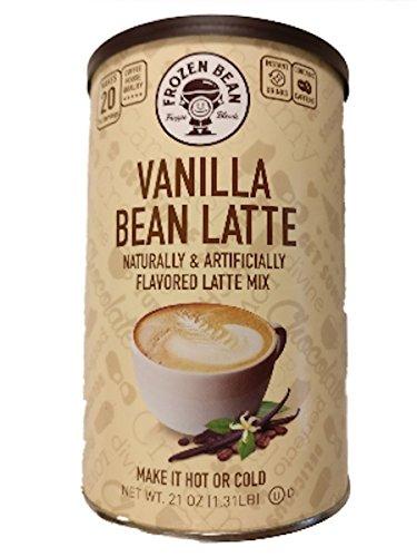 Frozen Bean Deluxe Drink Mix 21 oz Vanilla Bean Latte