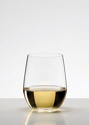 Riedel O Chardonnay Viognier Wine Tumblers Set of 6