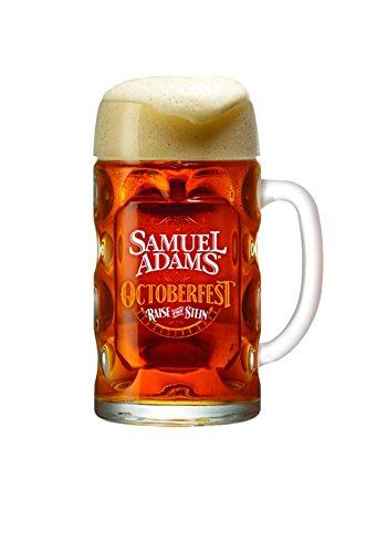 Samuel Adams Octoberfest Raise The Stein Beer MugTankardGlass Stein