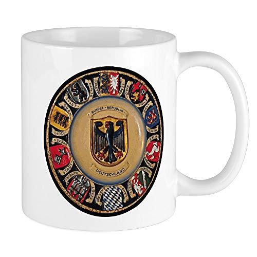CafePress Germany Mug Unique Coffee Mug Coffee Cup