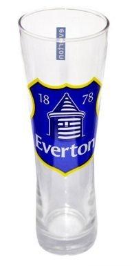 Everton FC Peroni Pint Glass