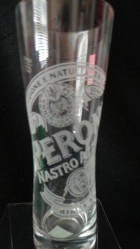 Peroni  Signature Italian Beer Glass