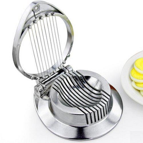 Auch New/durable High Quality Stainless Steel Commercial Egg Slicer/mushroom Slicer/garnish Slicer/aluminum Cast