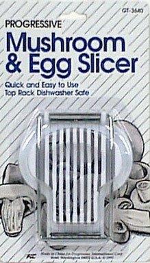 Progressive Plastic Egg/mushroom Slicer