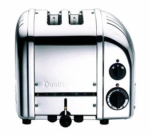 Dualit 2-slice Toaster, Chrome (certified Refurbished)