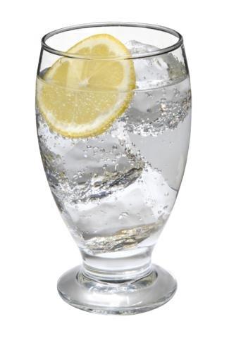 SET of 4-pc Luminarc Lexington 12 Oz Crystal-Clear Water Goblets Whiskey Scotch Cocktail Glasses 12 Oz 12 Oz