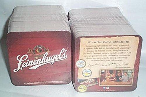 Leinenkugels Brewery 200 Beer Bar Pub Coasters New