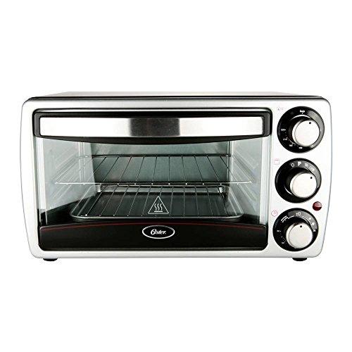 Oster Tssttv7052 4-slice Oven Toaster, 220-240v, Silver