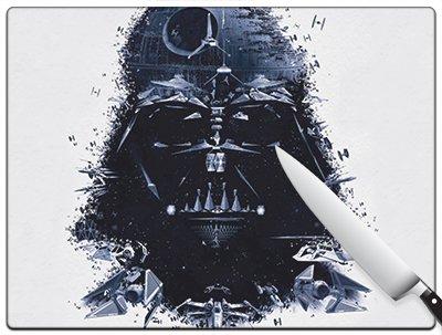 Star Wars Darth Vader Abstract Art Standard Cutting Board