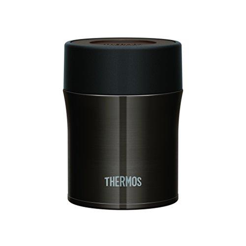 THERMOS Vacuum insulated food container 05L Black JBM-500 BK